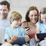 technology rules for family